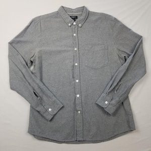 Forever 21 Men's Button Down Shirt Long Sleeve